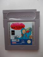 Ancien Jeu Nintendo Game Boy - TINTIN AU TIBET - - Nintendo Game Boy