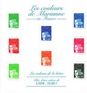 France.bloc No 42 De 2001.les Couleurs De Marianne.n**. - Nuovi