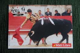 CORRIDA - BEZIERS - FERIA 1997 - JOSELITO - Corrida