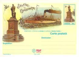 "Romania 03   Schiff ""Regele Carol I""   Cod 113/97 - Rumänien"