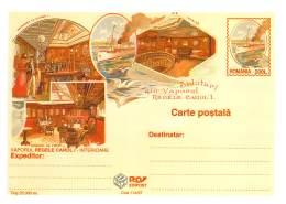 "Romania 03   Schiff ""Regele Carol I""   Cod 114/97 - Rumänien"
