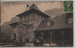 """""""Schlössli"""" Niederurnen (Kt. Glarus) - Photo: Schönwetter-Elmer No. 711 - GL Glaris"""