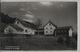 Schmerikon (SG) Alterheim St. Joseph - Photo: Hans Gross No. 13626 - SG St. Gallen