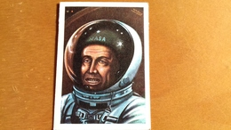 ANGLO GUM SPACE CARDS - ACCELERATION N. 46 - Sixtiees - Confectionery & Biscuits