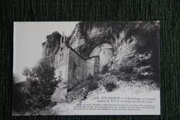 Sainte ENIMIE - L'Ermitage Ou Repose Depuis Le VII ème Siècle, Le Corps De STE ENIMIE. - France