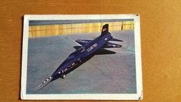 ANGLO GUM SPACE CARDS - X 15 N. 17 - Sixtiees - Süsswaren