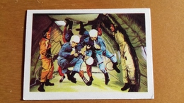 ANGLO GUM SPACE CARDS - WEIGHTLESSNESS N. 19 - Sixtiees - Confectionery & Biscuits