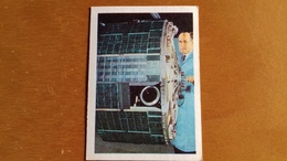 ANGLO GUM SPACE CARDS - TIROS N. 8 - Sixtiees - Confectionery & Biscuits