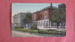 Georgia >  Columbus    Post Office & Masonic Temple     Ref  2452 - Columbus