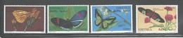 ERITREA 1997 BUTTERFLIES - Schmetterlinge