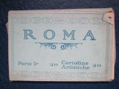 ROMA . CARNET - Roma (Rome)