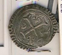 MONNAIE LOUIS XII # GRAND BLANC A LA COURONNE # AUX CORONNELLES - 987-1789 Monnaies Royales