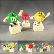 *FIGURINES BONBON M&M's JEUX OLYMPIQUES - Confiserie Sport Sportif Jouet - Figurines