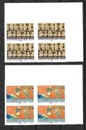 France 2011 - Yv N°514a Et 520a ** - Tissus Du Monde - France