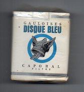 185-1) Paquet De Cigarettes Plein GAULOISE BLEU CAPORAL FILTRE - Cigarettes - Accessoires