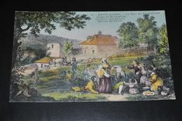 61- Le Parc De Saint-Cloud Avant La Révolution - Saint Cloud