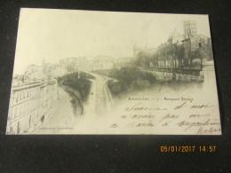 """Cpa ANGOULEME (16)  Les Remparts Desaix  """"avt 1903"""" - Angouleme"""