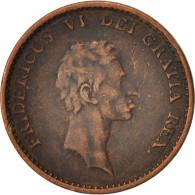Danemark, Frederik VI, Rigsbankskilling, 1813, Copenhagen, TTB, Cuivre, KM:680 - Dänemark