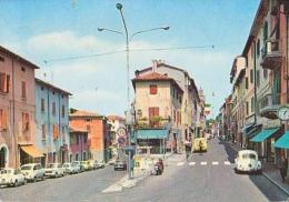Italie        H1187         Frignano.Pavallo Nel Frignano.Via Giardini.Centro - Caserta