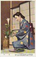 Japon        35        Skill In Flower Arranging - Japan