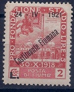 ITALIE - FIUME - 155 NEUF* MLH - Occup. Iugoslava: Fiume