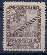 ITALIE - FIUME - 156 NEUF* MLH - Occup. Iugoslava: Fiume