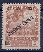 ITALIE - FIUME - 157 NEUF* MLH - Occup. Iugoslava: Fiume