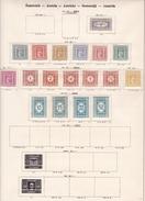 Autriche - Collection Vendue Page Par Page - Timbres Oblitérés / Neufs *(avec Charnière) -Qualité B/TB - Austria