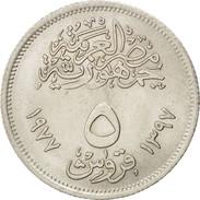 Egypt - 1977 - 5 Milliemes - KM 466 - VF - Aegypten