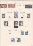 Pologne - Collection Vendue Page Par Page - Timbres Oblitérés / Neufs *(avec Charnière) -Qualité B/TB - Poland