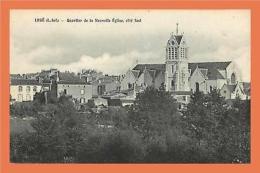A094/307 44 - LEGE - Quartier De La Nouvelle Eglise Coté Sud - France