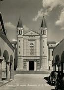 CASCIA  IL  NUOVO  SANTUARIO  DI S.  RITA          (VIAGGIATA) - Italy