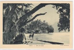 Océanie - Tahiti - Sur La Plage - Tahiti
