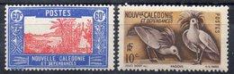 Nouvelle Calédonie N°182 Et 259 Neufs Sans Charniere - New Caledonia