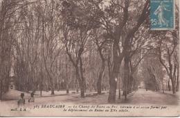 BEAUCAIRE LE CHAMP DE FOIRE OU PRE - Beaucaire