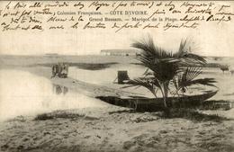 GRAND BASSAM MARIGOT DE LA PLAGE - Côte-d'Ivoire
