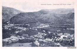 VITTORIO VENETO_Panorama Dal Monte Altare-Originale D'epoca 100%- - Treviso