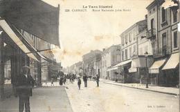 Carmaux (Le Tarn Illustré) - Route Nationale (côté Nord) - Edition L. Corbiere - Carmaux