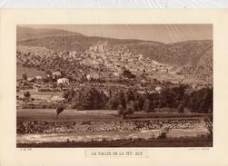PYRENEES ORIENTALES, LA VALLEE DE LA TÊT: EUS, Planche Densité = 200g, Format: 20 X 29 Cm, (J. E. Auclair) - Historical Documents