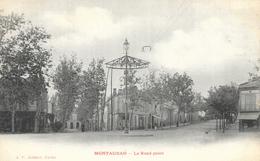 Montauban - Le Rond-Point - Edition A.V. Tarbes - Montauban