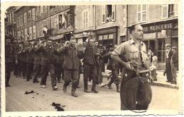 11885.....PONTARLIER..!!, Rédition Des Allemands Des Allemands Entouré Par Les FFI Le 10 Septembre 1944 - Pontarlier