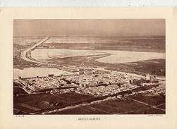 GARD, AIGUES-MORTES, Canal Du Rhône à Sète, Planche Densité = 200g, Format: 20 X 29 Cm, (E. Michaud) - Documents Historiques