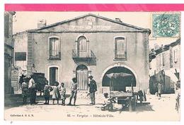 30 : VERGEZE Hotel De Ville - Vergèze