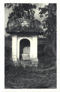 Cpa Carte-photo Cochinchine - Petite Pagode - Viêt-Nam