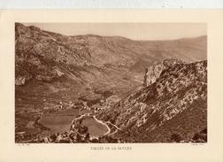 HERAULT, VALLEE DE LA BUEGES, St-Jean De La Buèges, Planche Densité = 200g, Format: 20 X 29 Cm, (Yvon) - Historical Documents