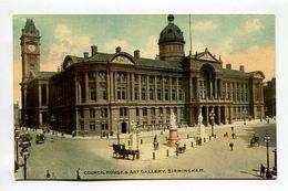 COUNCIL HOUSE & ART GALLERY, BIRMINGHAM. - Birmingham
