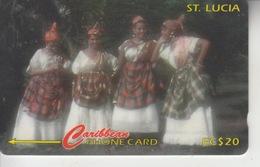 SAINTE LUCIE - Saint Lucia