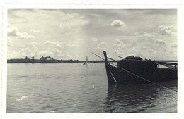 Cpa Carte-photo Cochinchine / Vietnam - Port De Saïgon - Viêt-Nam