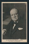 Ungebrauchte Postkarte Mit Winston S. CHURCHILL , Erster Minister Von Großbritannien - Non Classificati