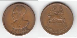 **** ETHIOPIA - ETHIOPIE - 10 CENTS EE1936 (1943-1944) HAILE SELASSIE I **** EN ACHAT IMMEDIAT !!! - Ethiopie